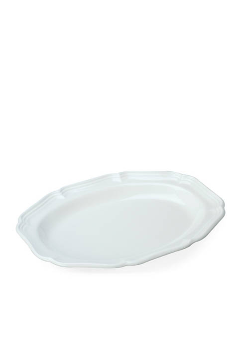 French Countryside Oval Platter