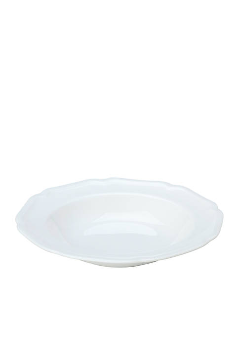 Mikasa Antique White Soup Bowl