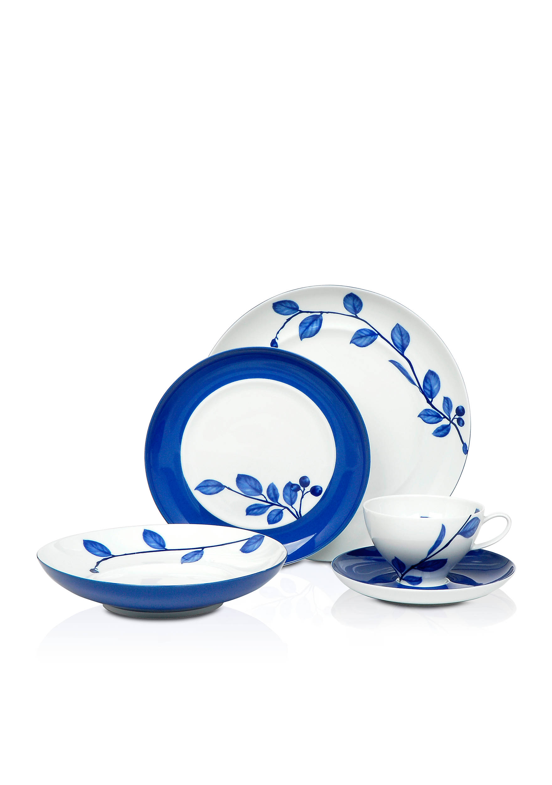 Mikasa True Blue Dinnerware | belk
