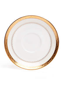 Noritake Odessa Gold Saucer