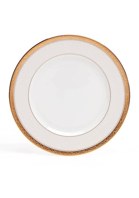 Noritake Odessa Gold Dinner Plate