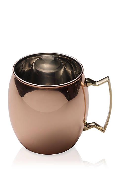 Towle Solid Copper Shiny Moscow Mule Mug