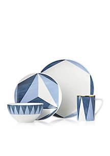 Lenox® Luca Andrisani Triangoli Dinnerware Collection