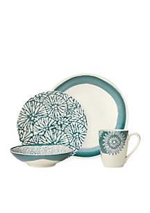 Lenox® Market Place Teal Dinnerware