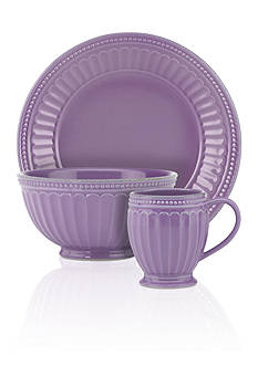 Lenox® French Perle Groove Lavender Accessories