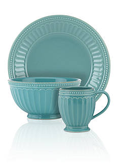 Lenox® French Perle Groove Bluebell Accessories