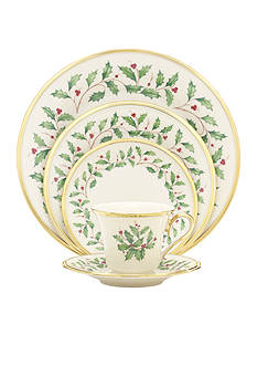 Lenox® Holiday Dinnerware