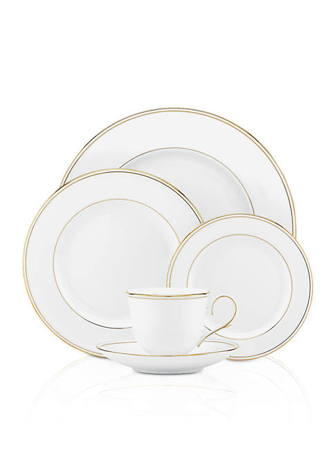 Lenox® Federal Gold 5-Piece Place Setting