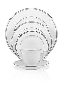 Federal Platinum 5-PC Place Setting