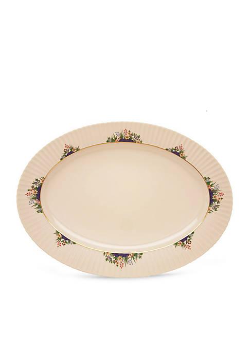 Lenox® Rutlege Oval Platter 16-in. dia.