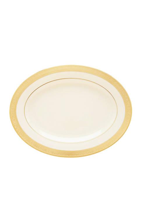 Lenox® Westchester Dinnerware Oval Platter