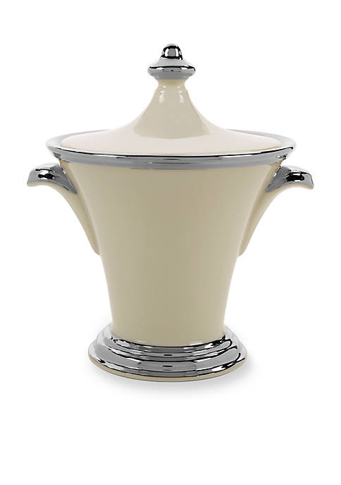 Lenox® Solitaire Sugar Bowl 3.75-in. H.