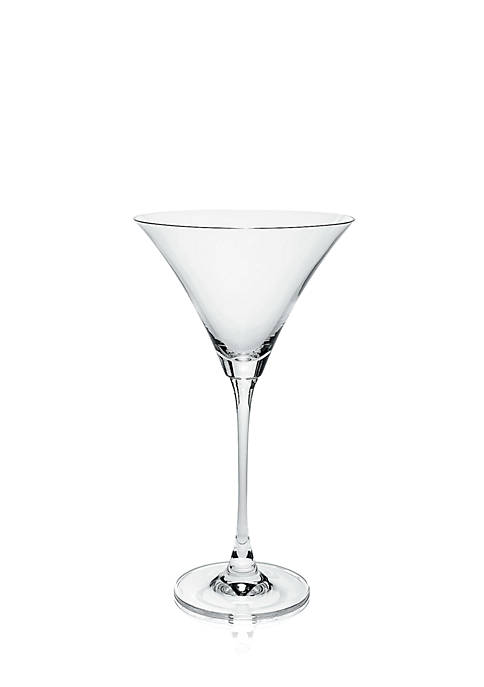 Tuscany Classics Set of 4 Martini Glasses