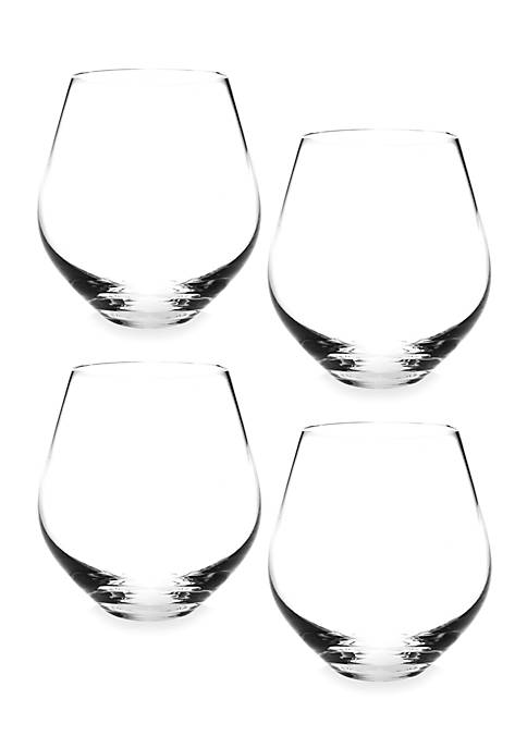 Tuscany Classics Red Wine Tumbler Set of 4