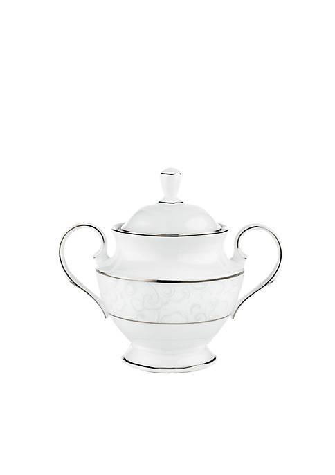 Lenox® Venetian Lace Sugar Bowl 5.25-in. H.