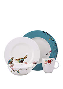 Chirp 4-pc Place Setting