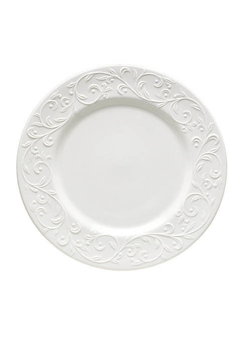 Lenox® Opal Innocence Carved Dinnerware Dinner Plate