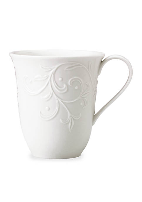 Lenox® Opal Innocence Carved Dinnerware Mug