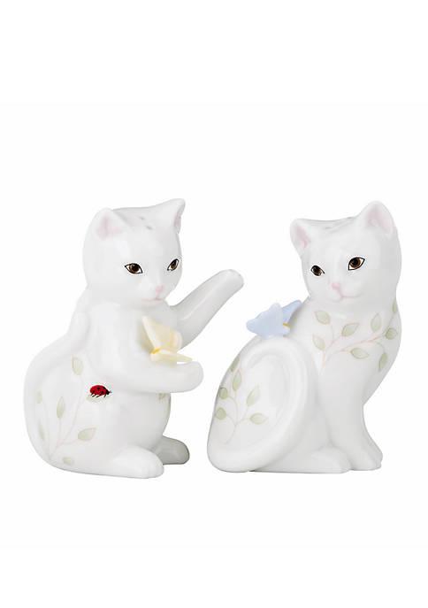 Lenox® Butterfly Meadow Kitten Salt & Pepper Shaker