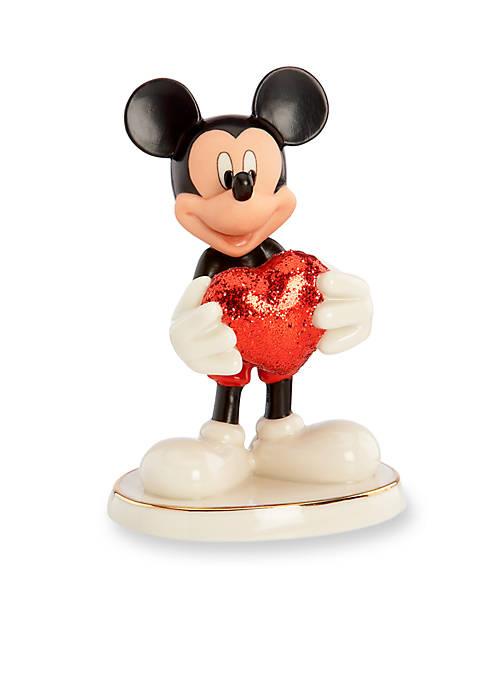 Love Struck Mickey Figurine - Online Only