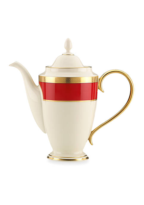 Lenox® Embassy Coffee Pot 48-oz.