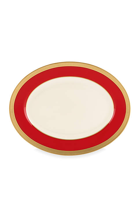 Lenox® Embassy Oval Platter 13-in.