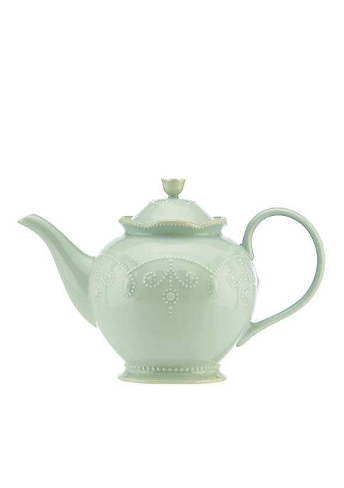 Lenox® French Perle Ice Blue Teapot