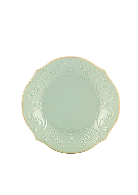 Lenox® French Perle Ice Blue Tidbit Plate