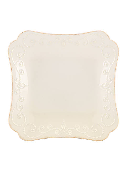 Lenox® French Perle White Square Dinner Plate