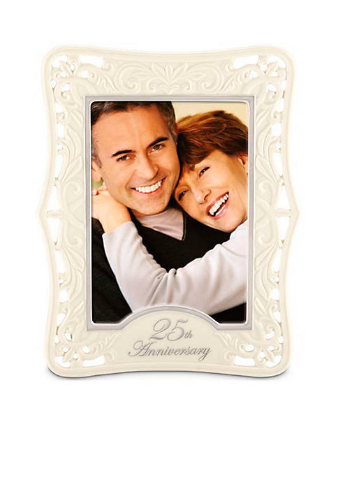Lenox® 25th Anniversary 5x7 Frame