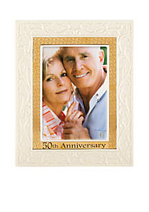 50th Anniversary 5x7 Frame - Online Only