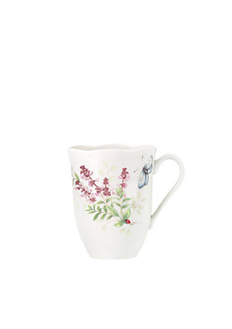 Lenox Erfly Meadow Herbs Mug Belk