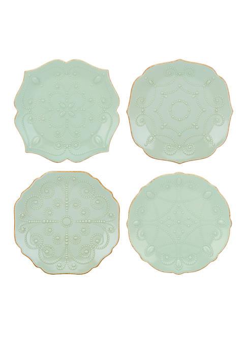 Lenox® French Perle Ice Blue Set of 4