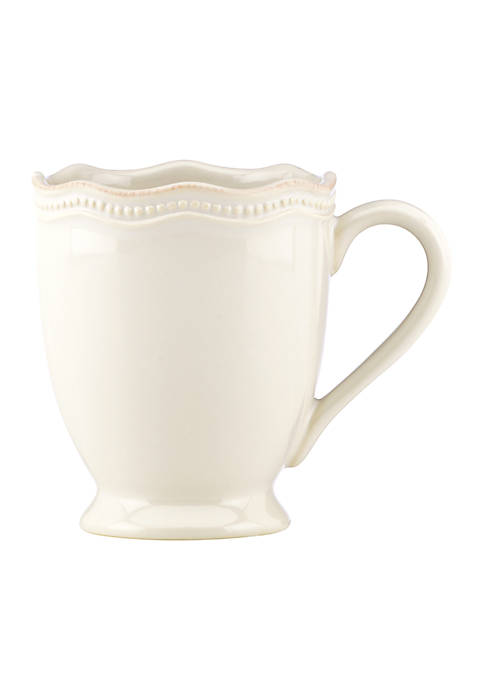 Lenox® French Perle Bead Mug 12-oz.