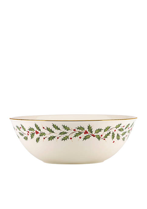 Lenox® Holiday Large Serving Bowl 10.5-in.