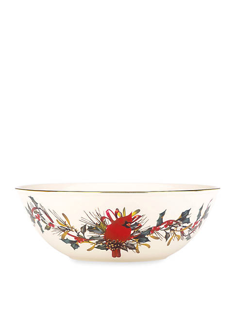 Lenox® Winter Greetings Large Bowl