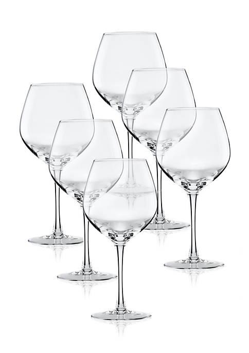 Tuscany Classics Red Wine Glass Set of 6