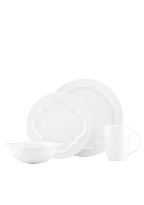 Lenox® Regency Silhouette 4-Piece Place Setting