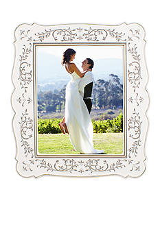 Lenox® The Opal Innocence Silver 8x10 Frame - Online Only