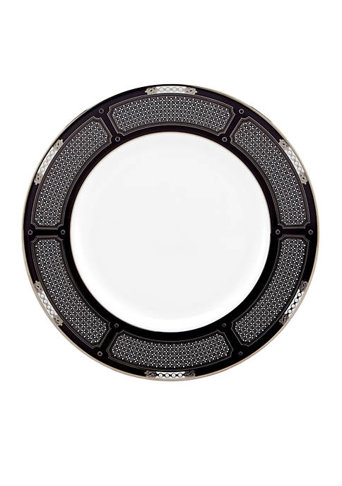 Lenox Hancock Platinum White Accent Plate 9 In Belk