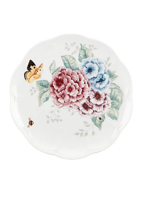 Lenox® Butterfly Meadow Hydrangea Accent Plate 9-in.