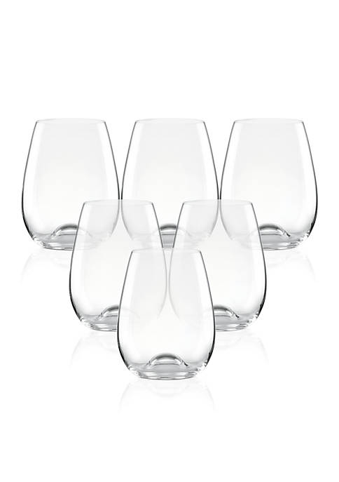 Lenox® Tuscany Classics Stemless Wine Glasses Set of