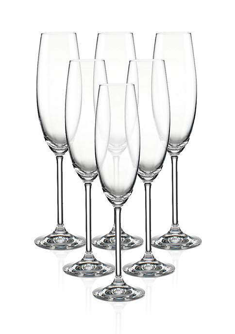 Lenox® Tuscany Classics Flutes Set of 6 Champagne