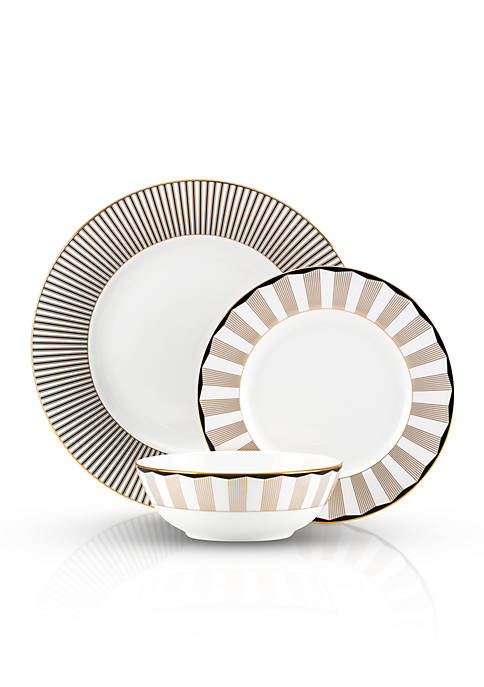 Lenox® Audrey 3-piece Place Setting