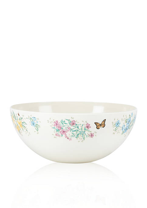 Lenox® Butterfly Meadow Melamine Large Bowl