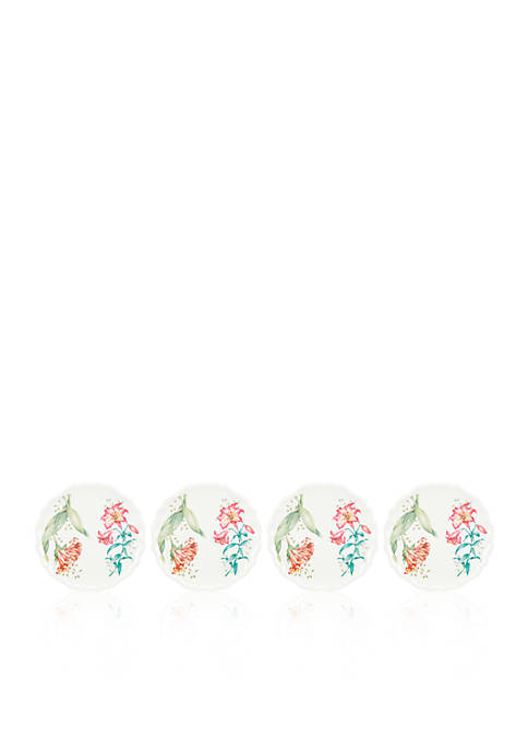 Lenox® Butterfly Meadow Melamine Set of 4 Salad