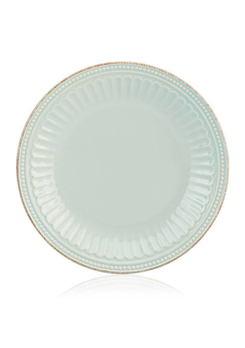 Lenox® French Perle Groove Ice Blue Salad Plate