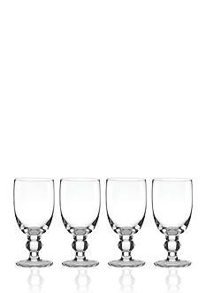 Lenox® Set of 4 Tuscany All Purpose Glassware Collection