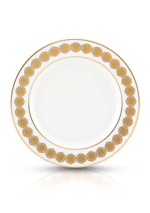 Lenox® Prismatic Gold Bread & Butter Plate