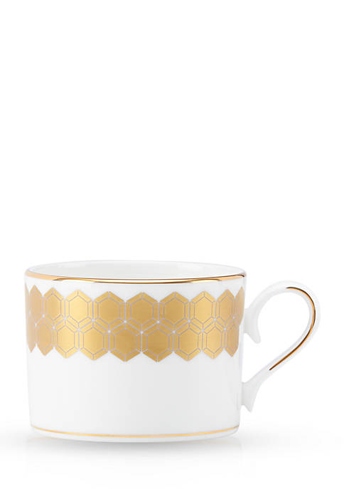 Prismatic Gold Can Cup